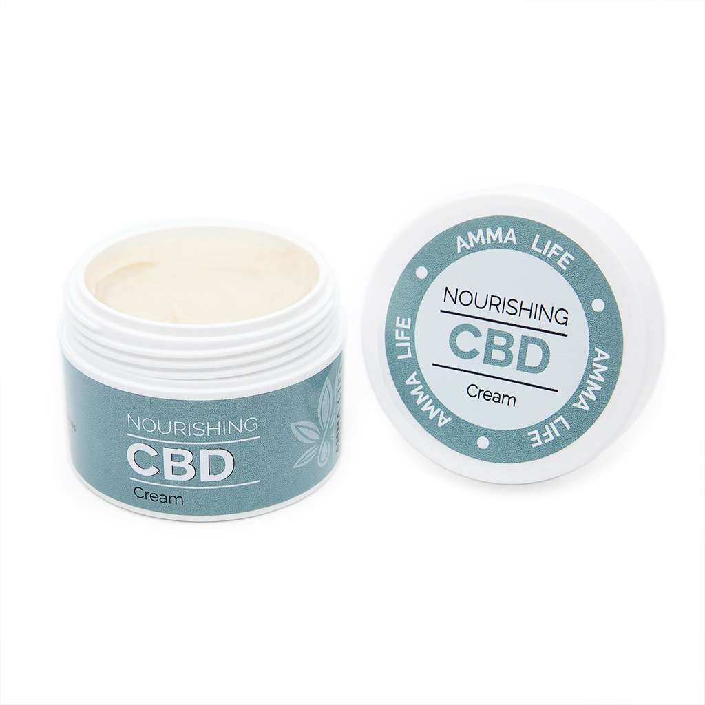 Nourishing CBD Cream (Topical) | CBD Topical Cream | Amma Life