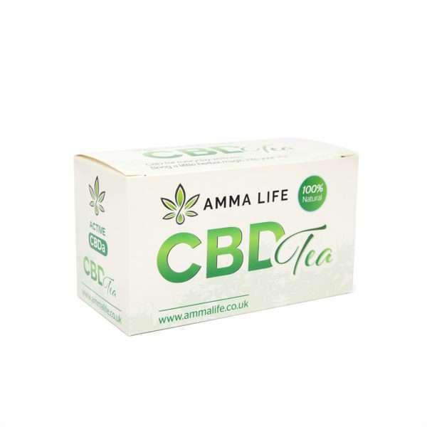 Box of 18 CBD tea teabags