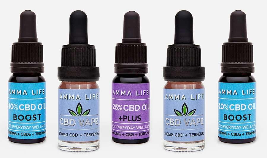 Buy CBD Oil UK | Quality Whole Plant CBD Paste | Amma Life